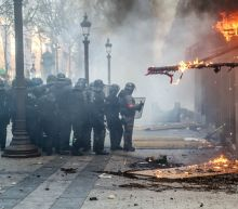 Paris police chief sacked after Champs-Elysees rioting