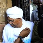 Sudan's ex-president Bashir arrives at corruption trial