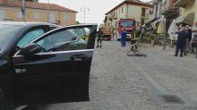 Cuneo, travolge pedoni con suv: arrestato per omicidio stradale