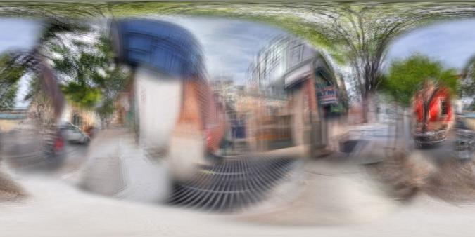 Google Sprayscapes lets you build surreal 360-degree landscapes