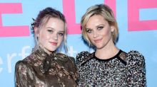Reese Witherspoon and Look-Alike Daughter, Ava, Hit Red Carpet Together for the First Time