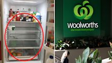 Woolworths shopper slams 'disgraceful' $370 Covid delivery fail