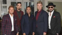 Backstreet Boys celebrate 25 years of being a boy band with adorable flashback photo
