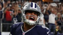 Who was driving force that brought Dak Prescott to Cowboys and why did it take so long?