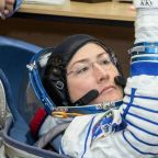 NASA astronaut Christina Koch on how she's preparing for her first space trip