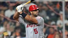 Albert Pujols was 'shocked' by Angels release, denies their bench player claims