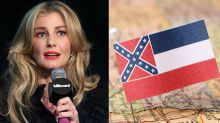 Mississippi native Faith Hill calls for state flag with Confederate symbol to be changed