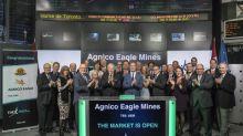 Agnico Eagle Mines Limited Opens the Market