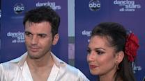 Melissa Rycroft And Tony Dovolani's 'Emotional' Week - 'Dancing With The Stars: All-Stars'