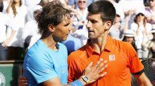 'That's a default': Rafa Nadal questions Novak Djokovic's 'self-control'