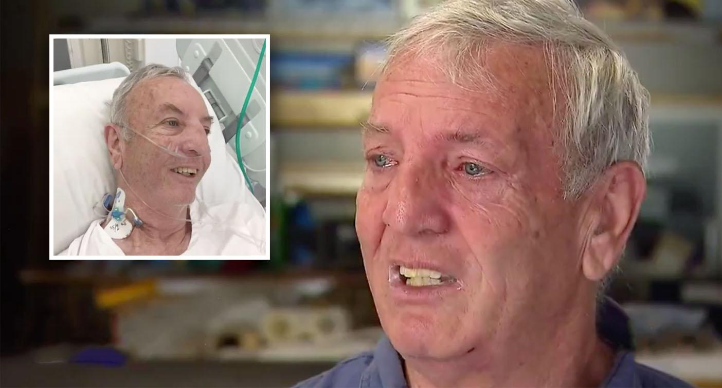 Man 'badgered by Centrelink debt collectors' while battling cancer in hospital
