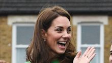 How to go green like Kate Middleton without looking like a leprechaun
