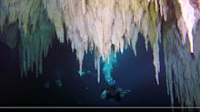 World's largest underwater cave discovered in depths of Mexico