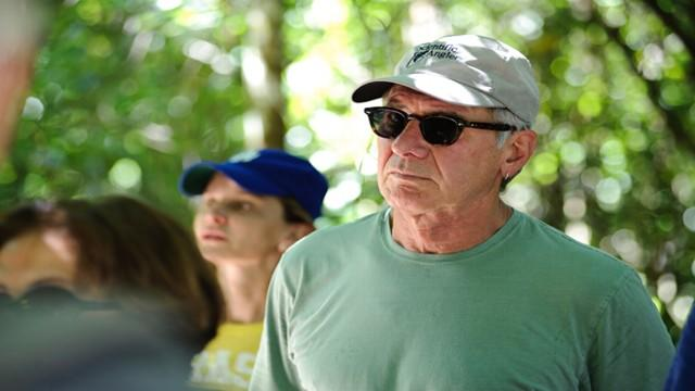 Harrison Ford's Leading Role in Saving the Planet