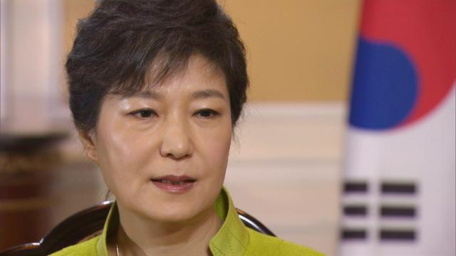 If attacked by the North, South Korea's president