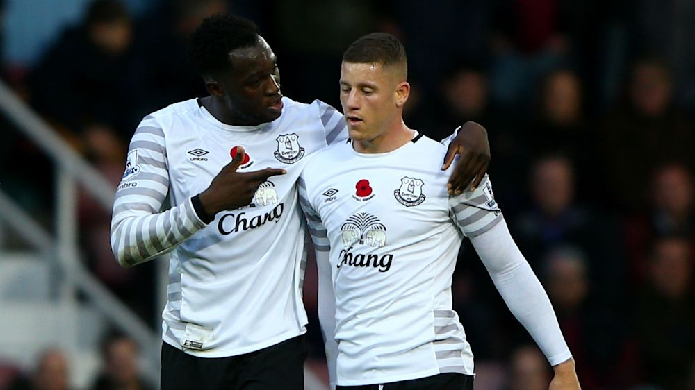 Romelu Lukaku, Ross Barkley | Everton | Premier League 2015/16