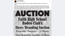 'Slave auction' was annual tradition for a South Dakota high school club — until now