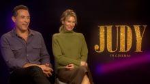 """Renée Zellweger brilla con 'Judy': """"No pienso en mí misma como una estrella"""""""