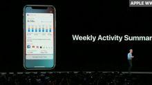 Health in Apple iOS 12