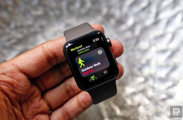Life insurer offers members a $25 Apple Watch (if they earn it)