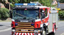 Vigile del fuoco scopre la morte della figlia durante un intervento