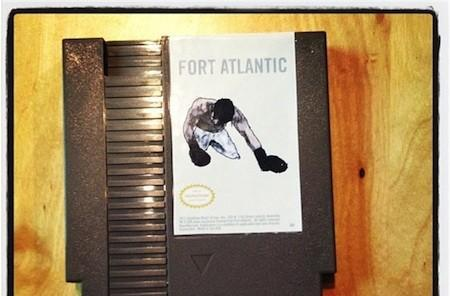 Fort Atlantic releases new album on modded NES cartridge, no chiptunes in sight