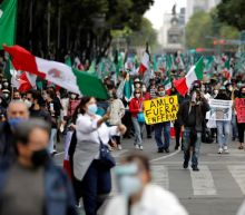 'Wear a mask': Mexicans urge president to follow rules after COVID-19 setback