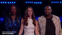 'Voice' contestant survives double elimination with electric performance
