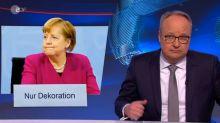 """Fassungslosigkeit in der """"heute-show"""": """"Warum sitzt Angela Merkel da überhaupt noch?"""""""