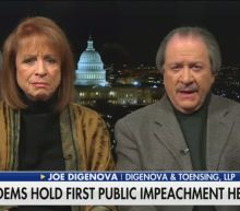 Jewish Groups Blast Fox News for Joe diGenova's Anti-Semitic Soros Conspiracy Theory