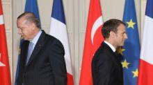 """L'Elysée dénonce les propos """"inacceptables"""" d'Erdogan contre Macron"""