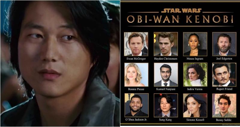 'Fast & Furious' Actor Sung Kang to Star in New 'Obi-Wan Kenobi' Series