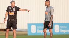 Luan preocupa o Corinthians para clássico com o Palmeiras