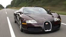 Bugatti's Million-Dollar Veyron Is Being Recalled Like It's a Regular Car