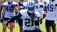 Cowboys' Elliott determined to fix fumbling issues for 2021