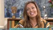 'Strictly' dancer Amy Dowden opens up about secret health battle