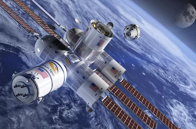 A new startup wants to launch a luxury space hotel into orbit