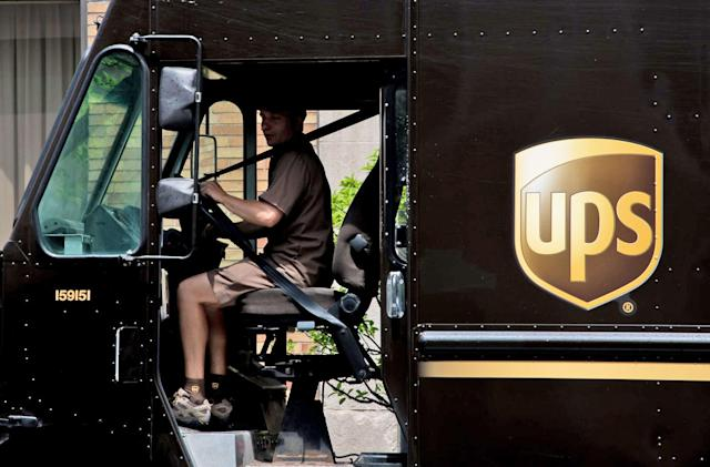 UPS will build 'medium-duty' delivery truck for its electric fleet