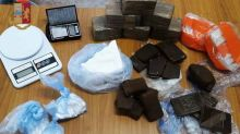 Roma, blitz in un garage di Prati: sequestrati 6 kg di droga