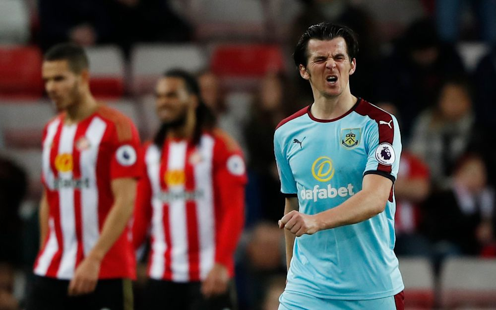 Joey Barton won only three of the 30 bets he shared on his website - -