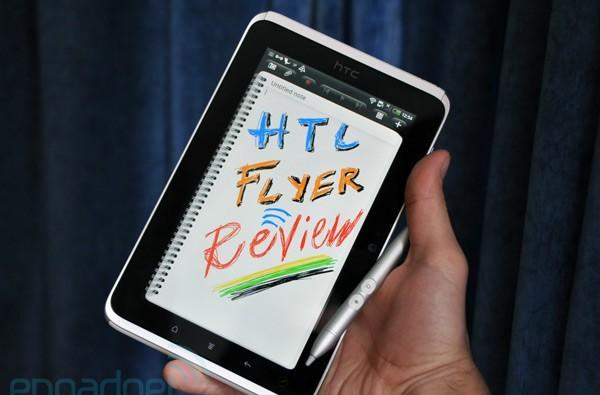 HTC Flyer review