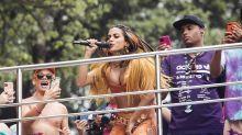 Anitta diz que gostaria de estar confinada no 'BBB' para fugir do inferno do coronavírus