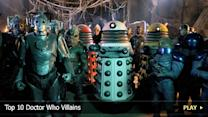 Top 10 'Doctor Who' Villains
