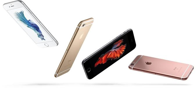 Where to buy Apple's iPhone 6s and 6s Plus in the UK