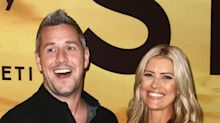 Christina and Ant Anstead make 'difficult decision to separate' a year after welcoming baby