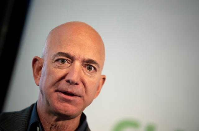 Jeff Bezos is willing to testify about Amazon's use of seller data