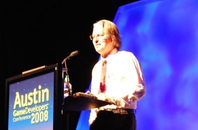 AGDC: The Bruce Sterling keynote - The Future of Entertainment