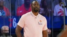 Raptors assistant Adrian Griffin denies ex-wife's abuse accusations