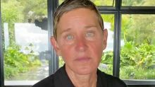Los empleados de Ellen DeGeneres, ofendidos por su monólogo de disculpa