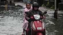 PHOTOS: Mumbai battered by heavy rainfall